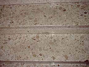Terrazzo materialkunde anwendungstechnik und reinigungsanleitung